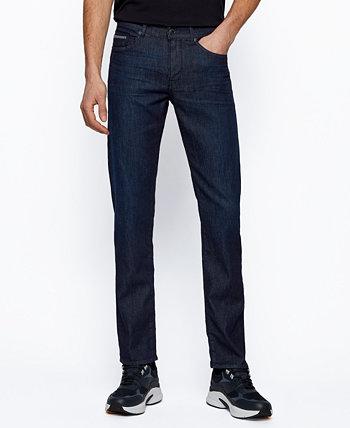Мужские джинсы стрейч облегающего кроя BOSS BOSS Hugo Boss