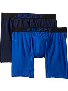 Атлетик Rapidcool Midway Brief 2-Pack Jockey