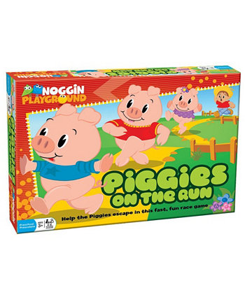 Пигги в бегах Noggin Playground