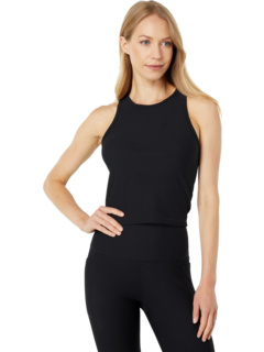 Ribbed Texture Long Line Bra with Removable Cups Jockey Active