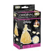 Университетские игры 3D-головоломка с кристаллами - Disney's Beauty & the Beast Belle 41-Pieces University Games