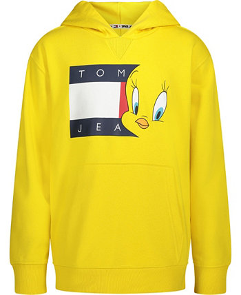 X Space Jam: New Legacy Big Boys Space Jam Pullover Hoodie Tommy Hilfiger