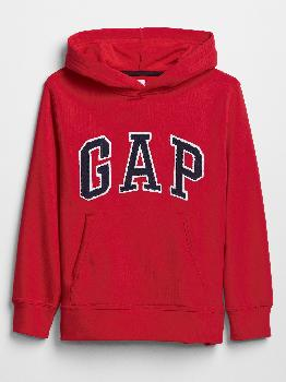 Худи с логотипом Kids Gap Gap Factory