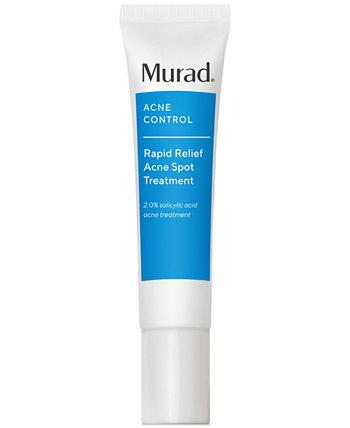 Acne Control Rapid Relief Лечение пятен от прыщей, 0,5 унции. Murad