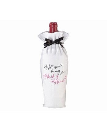 Ты будешь моей винной сумкой для подружек невесты? Lillian Rose