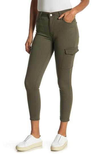 Укороченные брюки скинни 721 в универсальном стиле Levi's®