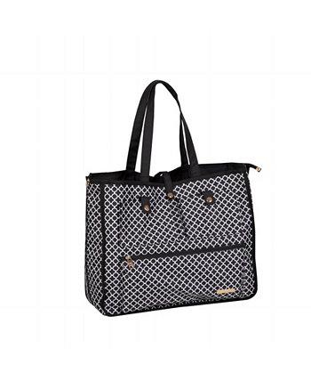 Бродвейская двусторонняя сумка-переноска 2-в-1 Jenni Chan