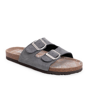 Женские сандалии без шнуровки Terra Turf Marla на плоской подошве MUK LUKS