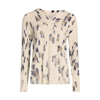 Легкий пуловер-свитер NIC+ZOE