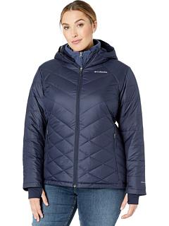 Куртка с капюшоном большого размера Columbia