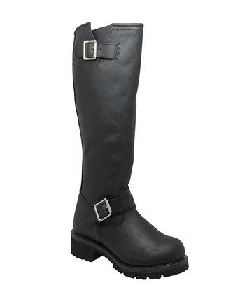 Мужские байкерские ботинки 16 дюймов Engineer AdTec