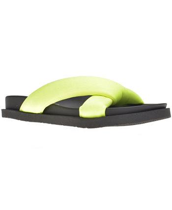 Сандалии на плоской подошве Beck Puffer Slide, созданные для Macy's Wild Pair
