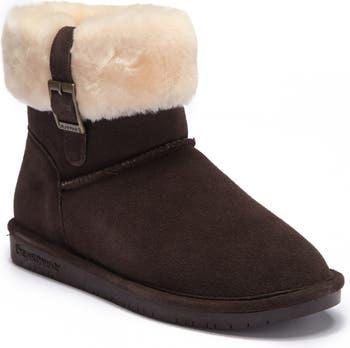 Abby Genuine Sheepskin Lined Boot Bearpaw
