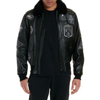 Летная куртка G-1 Avirex
