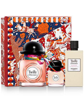 3-шт. Подарочный набор Twilly d'Hermès Eau de Parfum HERMÈS
