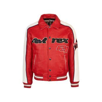 Кожаная куртка All-Star Avirex