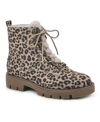 Женские армейские ботинки с отличными выступами на подошве White Mountain