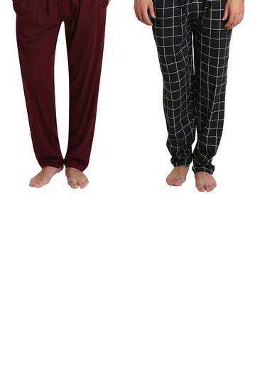 Вязаные пижамные штаны - 2 шт. В упаковке SLEEPHERO
