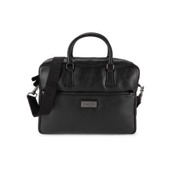 Кожаная сумка через плечо Adam Vachette Valentino By Mario Valentino