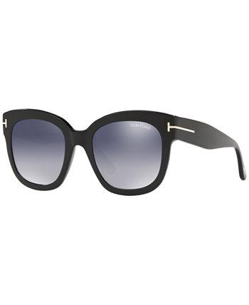 Солнцезащитные очки, FT0613 52 Tom Ford