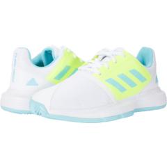CourtJam X Tennis (Маленький ребенок / Большой ребенок) Adidas Kids