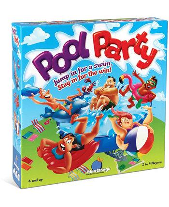 Вечеринка у бассейна Blue Orange Games