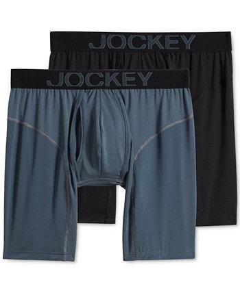 Мужская 2-х шт. Трусы RapidCool Midway Boxer Jockey