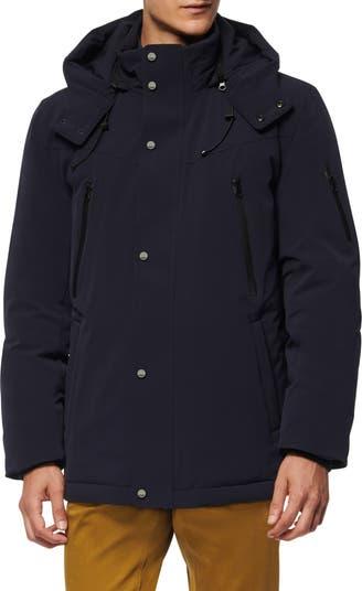 Водонепроницаемая куртка-пуховик Torbeck с капюшоном Andrew Marc