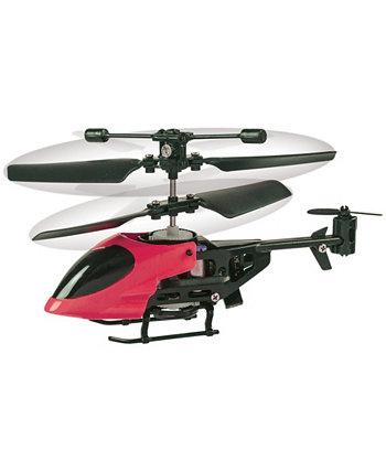 Самый маленький в мире радиоуправляемый вертолет Westminster Inc.