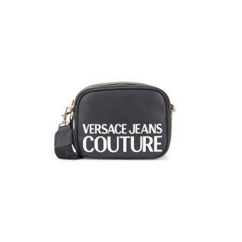 Сумка через плечо в стиле камеры Versace Jeans Couture