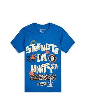 Мужская футболка Unity Big & Tall Reason