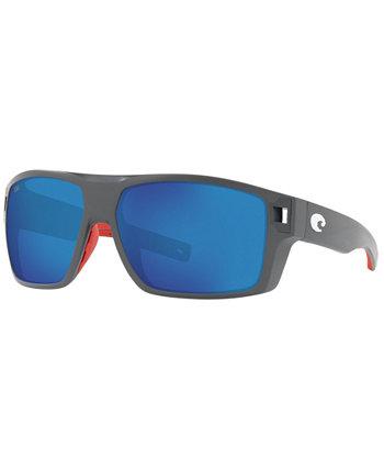 Поляризованные солнцезащитные очки Diego, 6S9034 62 COSTA DEL MAR