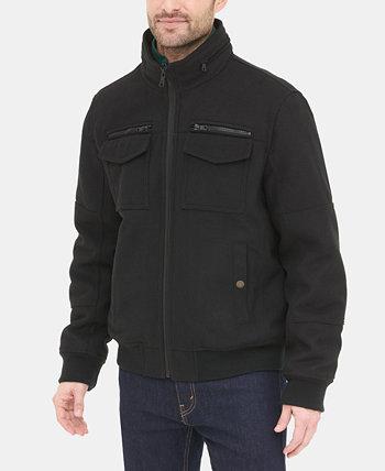 """Мужская куртка """"Большой и высокий бомбер"""" Tommy Hilfiger"""