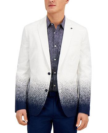 Мужской пиджак Slim Fit Kian Ombre от INC, созданный для Macy's INC International Concepts