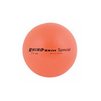 Champion Sports RS85NOR 8.5 in. Rhino Skin Ball, Neon Orange Champion Sports
