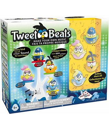 Tweet Beats Создайте свое собственное музыкальное дерево с 4 птицами Identity Games