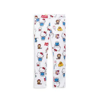Little Girl's Levi's x Hello Kitty Leggings Levi's