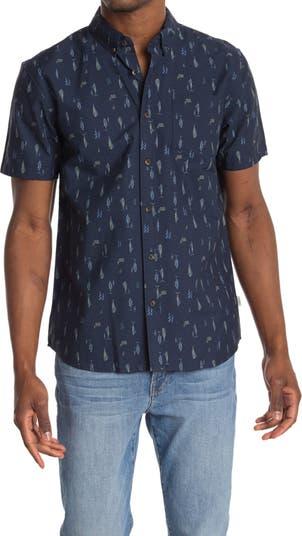 Grotto Fish Printed Regular Fit Shirt JACK ONEILL