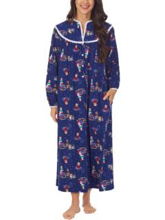 Классическое платье 50 дюймов с открытым воротом Lanz of Salzburg