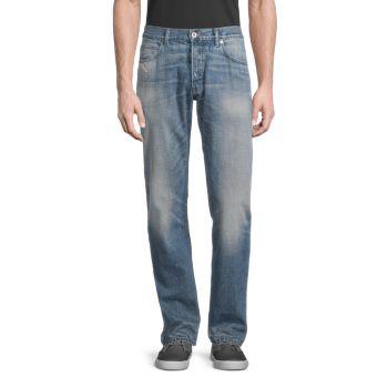Slim-Fit Denim Pants Billy Reid