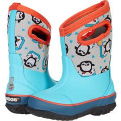 Classic Design-A-Boot Penguins (Toddler/Little Kid/Big Kid) Bogs Kids
