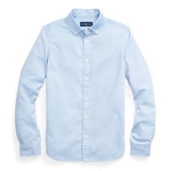 Оксфордская рубашка из хлопка Ralph Lauren