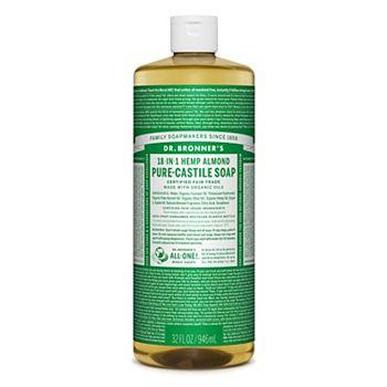 Dr. Bronner's Castille Liquid Soap - Almond Dr. Bronner's