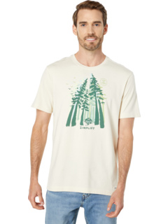 Simplify Forest Crusher™ Tee Life is Good