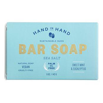 Hand In Hand Sea Salt Bar Soap Hand In Hand