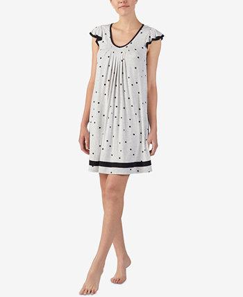 Ночная рубашка с короткими рукавами Yours to Love Ellen Tracy