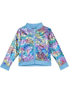 Куртка-бомбер Rainbow Cheetah Nikki (для малышей / маленьких детей / старших детей) Appaman Kids