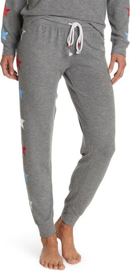 Пижамные брюки с принтом на шнурке PJ SALVAGE