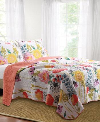 Набор лоскутных одеял Watercolour Dream, 2 предмета Greenland Home Fashions