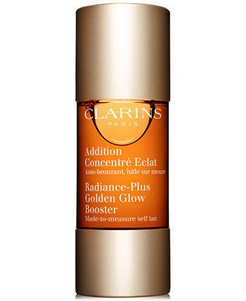 Radiance Plus Golden Glow Booster для лица, 0,5 унции Clarins